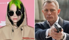 Billie Eilish, James Bond