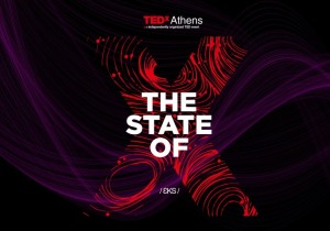 TEDxAthens 2019: The state of X
