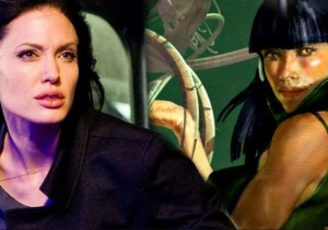 Angelina Jolie, The Eternals, Marvel