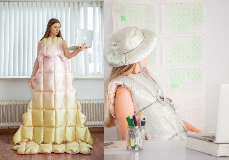 φορέσιμα design παπλώματα