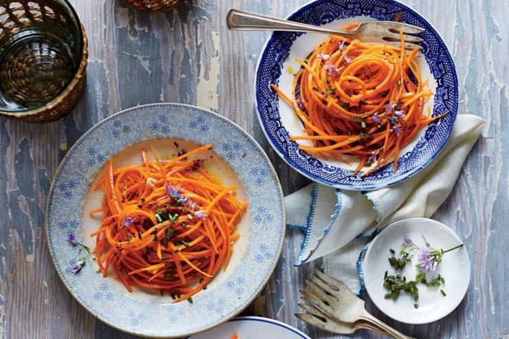 Καρότα σαλάτα