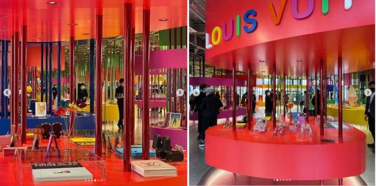 Louis Vuitton &