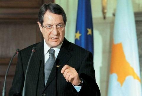 Αναστασιάδης: Αν χρησιμοποιηθούν όπλα θα είναι το τέλος του Κυπριακού  Ελληνισμού | Sofokleousin
