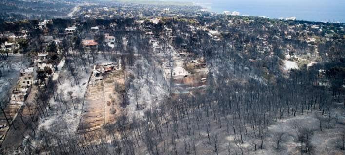 Κορυφαίος επιστήμονας  Βασική αιτία της φωτιάς στο Μάτι «η αλλαγή χρήσης γης » a4481c6358c