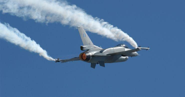 Τη Δευτέρα ξεκινά η αναβάθμιση των ελληνικών F16