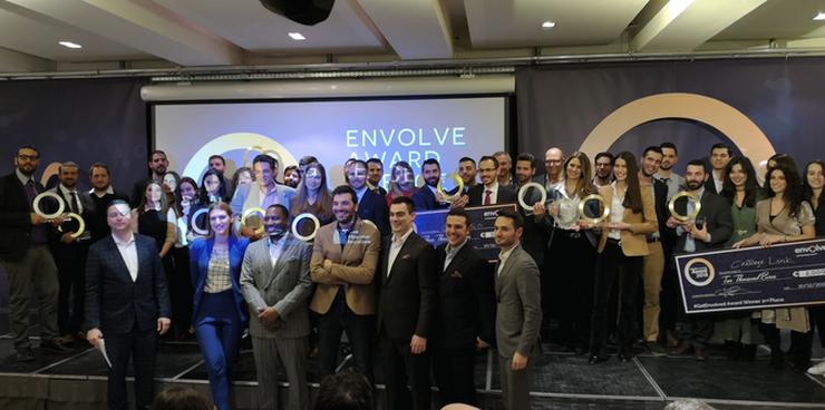 Envolve Award Greece