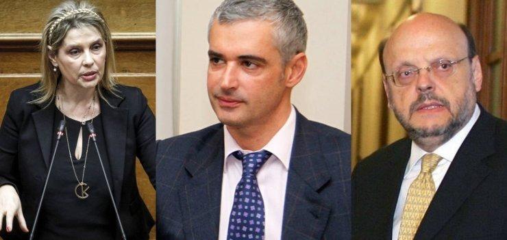 Παπακώστα, Σπηλιωτόπουλος, Αντώναρος