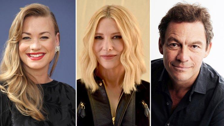Cate Blanchett, Ivone Strahovski, Dominic West