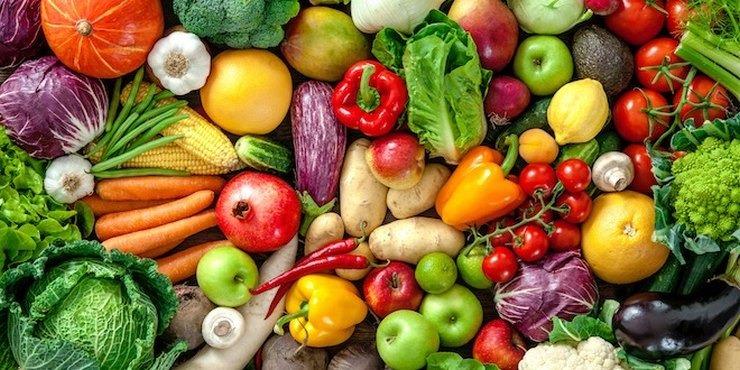 Ανεπαρκής κατανάλωση φρούτων και λαχανικών = αυξημένος κίνδυνος για έμφραγμα και εγκεφαλικό | Sofokleousin