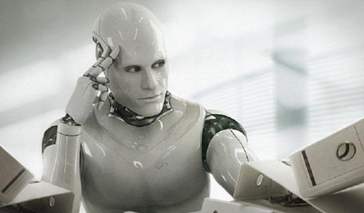 σκεπτόμενο ρομπότ