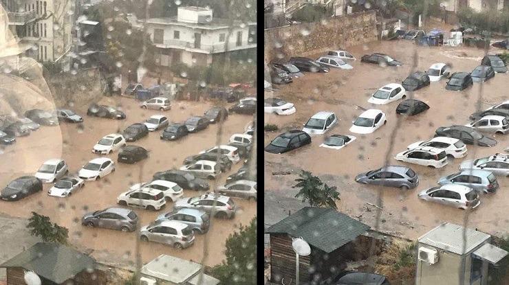 Πλημμύρες: Αυτές είναι οι 9 περιοχές που κινδυνεύουν στην Αττική |  Sofokleousin