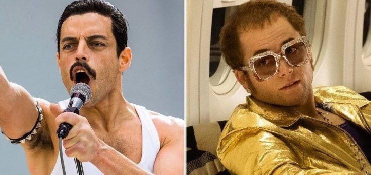 Rocketman vs Bohemian Rhapsody