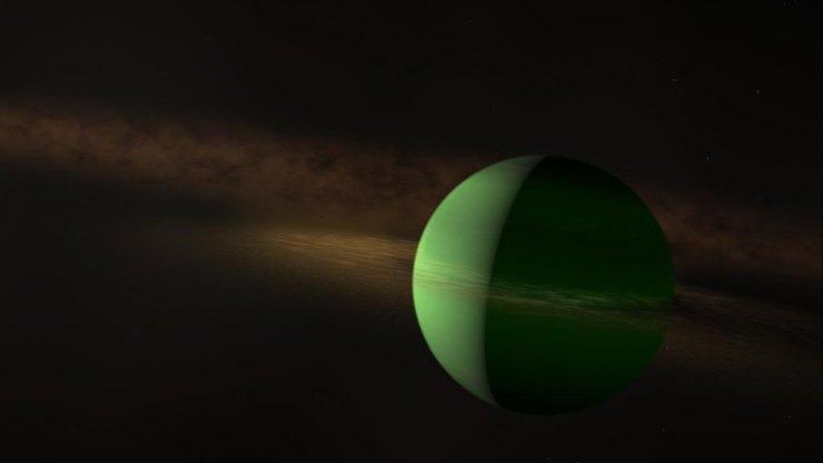 Εξωπλανήτης AU Mic b
