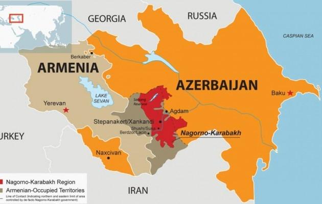 Ναγκόρνο Καραμπάχ: Σφοδρές μάχες-Μεγάλης κλίμακας επίθεση των Αζέρων |  Sofokleousin