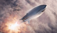 Space X, BFR