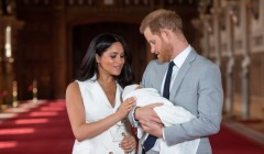 Harry, Meghan, Archie