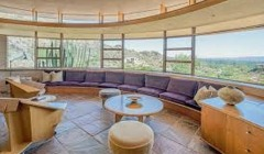 The Circular Sun House, Frank Lloyd Wright