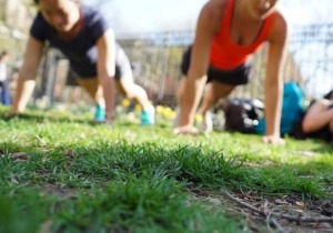 Άσκηση στην ύπαιθρο