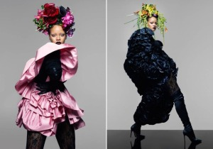 Rihanna, British Vogue