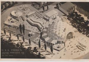 ΔΕΔ 1957, ΗΠΑ