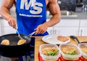 εύκολες συνταγές για απώλεια λίπους και μυϊκή ανάπτυξη