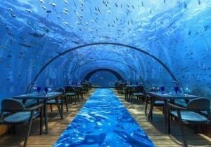 Under, υποθαλάσσιο εστιατόριο