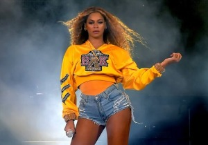 Beyonce Coachella