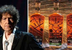 Bob Dylan, Heaven's Door whiskey