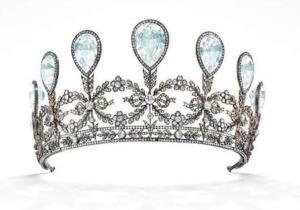 Fabergé Tiara Christie's