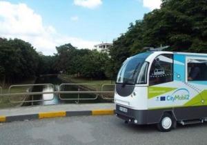 Τρίκαλα, λεωφορείο χωρίς οδηγό