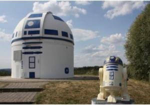 Aστεροσκοπείο R2-D2 «Star Wars»