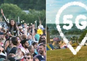 Glastonbury Festival, 5G