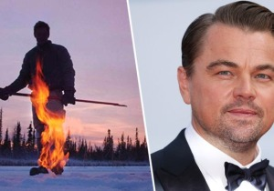 Dicaprio, Ice on Fire