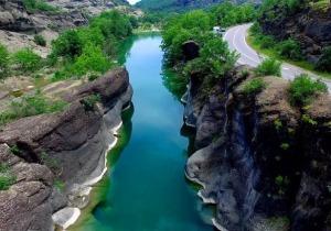 Ποταμός, Ελλάδα