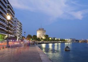 Θεσσαλονίκη, σούρουπο