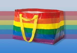 pride shopping bag