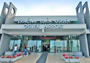 αεροδρόμιο Οσίγιεκ Κροατία