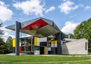 Pavilion Le Corbusier