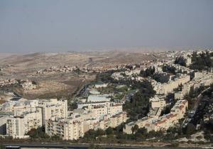 Παλαιστινιακό, Δυτική Όχθη, εποικισμός