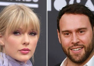 Taylor Swift εναντίον Scooter Braun