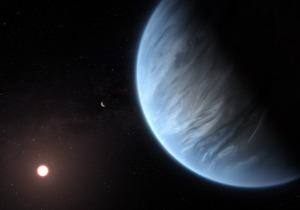 εξωπλανήτης K2-18b