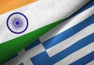 Ινδία, ελληνικά προϊόντα