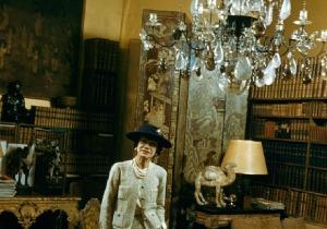 Coco Chanel, έπαυλη, Σκωτία