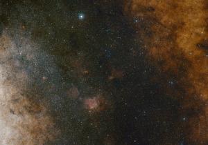 το κέντρο του γαλαξία μας