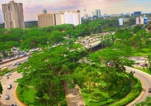 Πράσινη πόλη