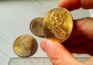 950 χρυσά νομίσματα που έχουν «κόψει» 152 χώρες