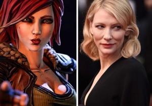 """Η Cate Blanchettως Λίλιθ στο """"Borderlands"""""""
