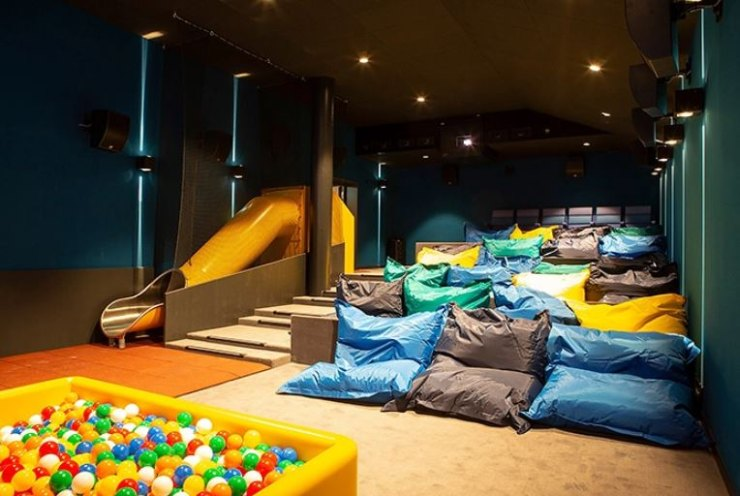 VIP kids cinema