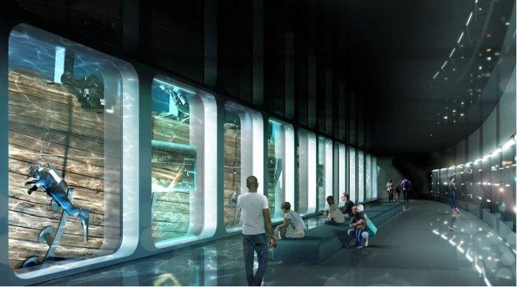 ZJA, υποβρύχιο μουσείο Ολλανδία